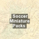 Soccer Miniature Packs