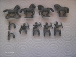 Light Cavalry Horse Archers (4 Figures)