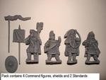 Legionary Command 1 (4 Figures)