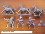 Mounted Personality Command Pack 1